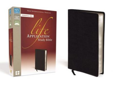 niv life application study bible indexed