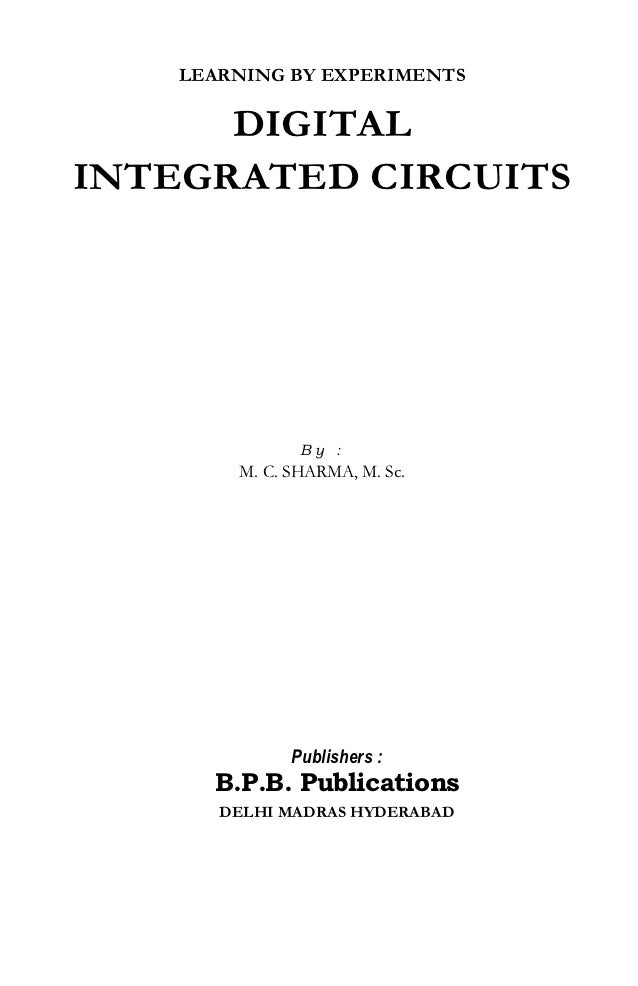 applications of digital integrated circuits