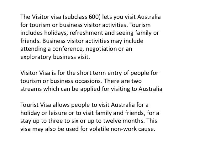 visitor visa application processing time
