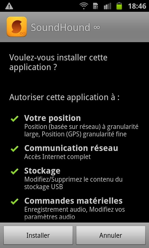 comment installer une application apk sur android