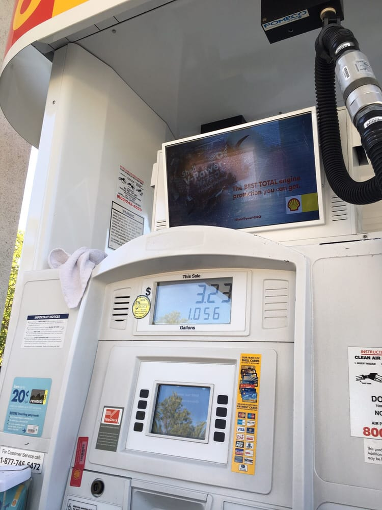 shell gas station credit card application