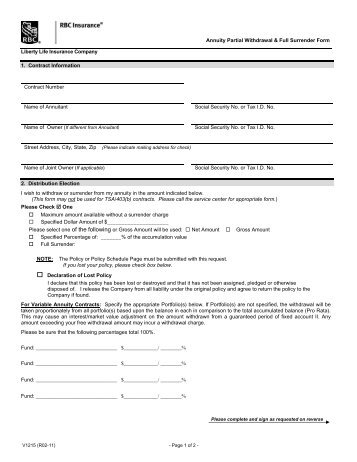 rbc disability insurance application form