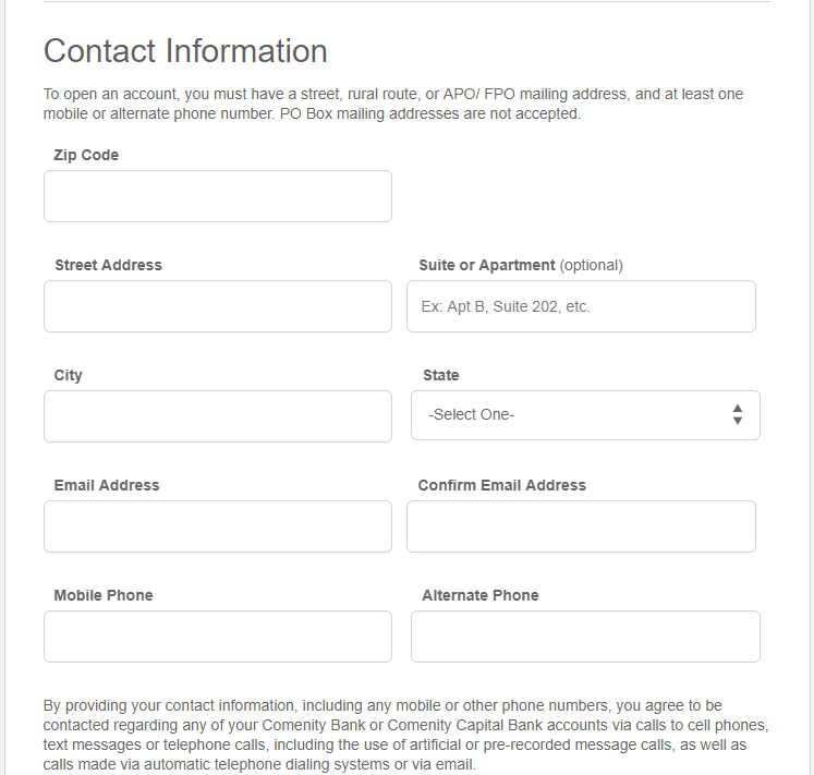 abercrombie and fitch credit card application
