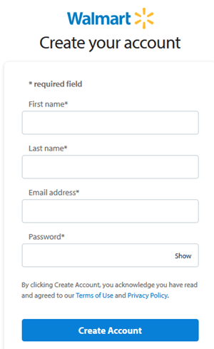 walmart online application sign in