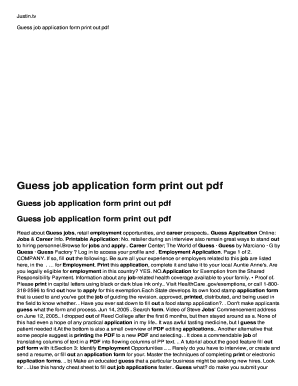 7 eleven job application print out