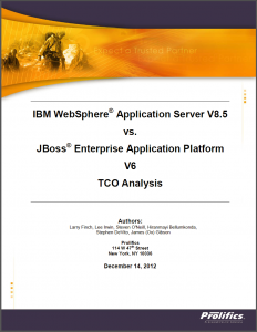 difference between jboss and websphere application server