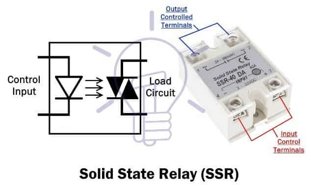 different types of relays and their applications
