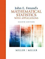 mathematical statistics with applications seventh edition