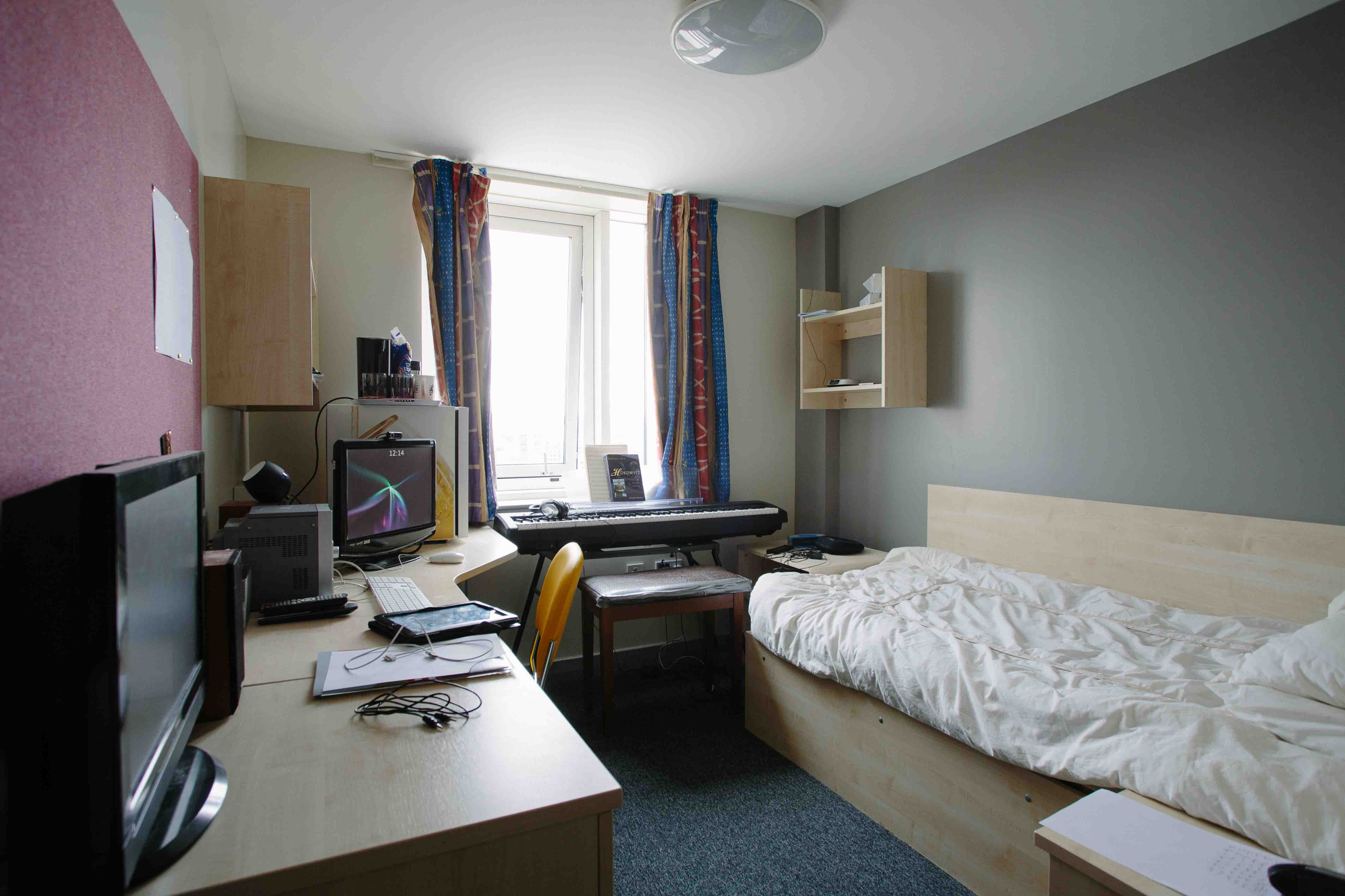 university of leeds accommodation application