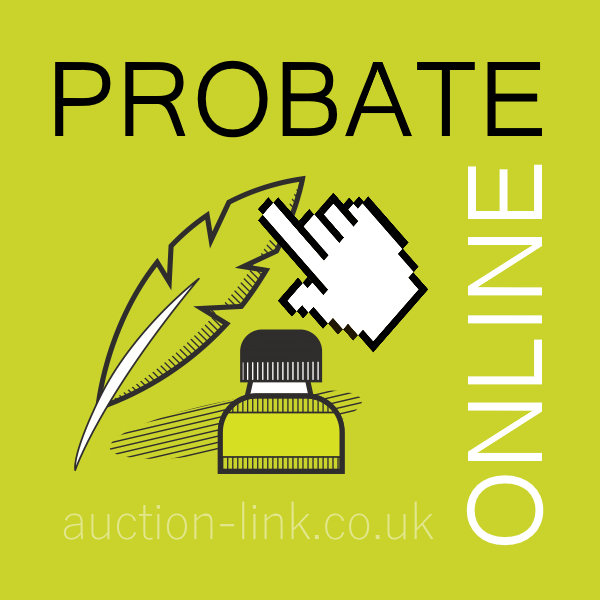 what is a probate application