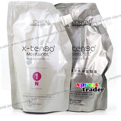 x tenso moisturist loreal application